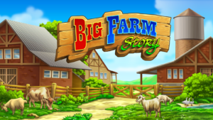 Farm Frenzy PRO Happy Village near Big Town 2