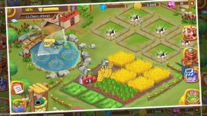 Farm Frenzy PRO Happy Village near Big Town 3