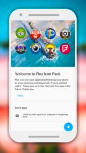 Flox - Icon Pack 4