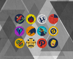 Color Paper - Icon Pack 2