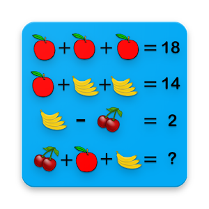 Different Math Puzzles 2018 - Puzzles for Geniuses APK Free