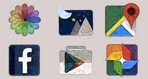 Vincent Icon Pack 2
