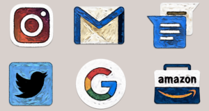 Vincent Icon Pack 3