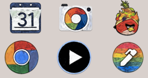 Vincent Icon Pack 4
