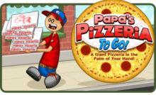 Go download to papas apk Papa's Bakeria