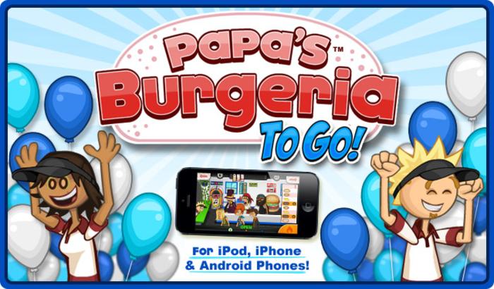 Papas Burgeria To Go APK for Android Free Download